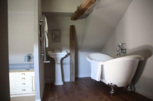 Top floor twin - ensuite
